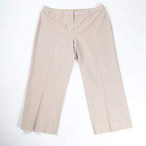 Lafayette 148 Menswear Tan Dress Pants